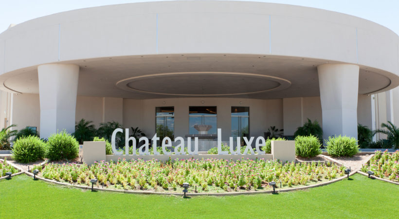Featured Venue: Chateau Luxe