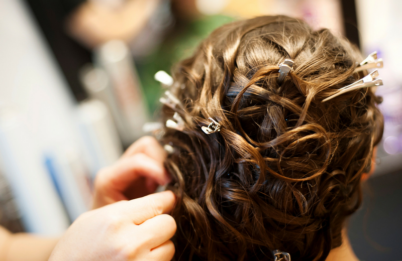 Bridal Hair Style Wedding Beauty Timeline Casey Green Weddings