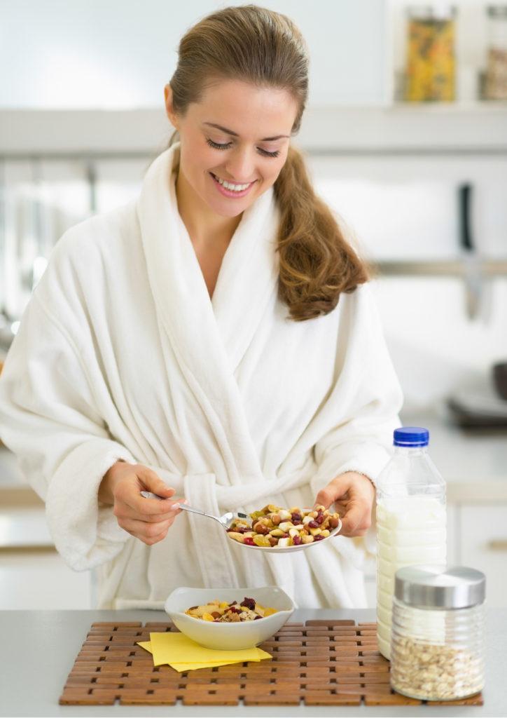 Healthy Breakfast Beauty Timeline Casey Green Weddings