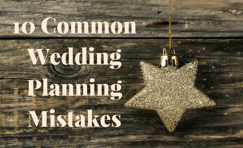 How To Plan An Outdoor Wedding 10 Planning Mistakes: 10 Common Planning Mistakes To Avoid